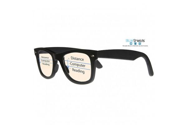 Occhiali da lettura Icon Eyewear per PC Multifocale BLF 300