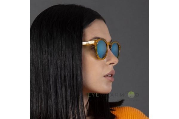Occhiali da sole con lenti Revo a specchio Montana SS28